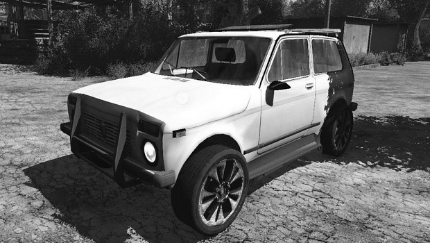 Invincible Tuned Niva