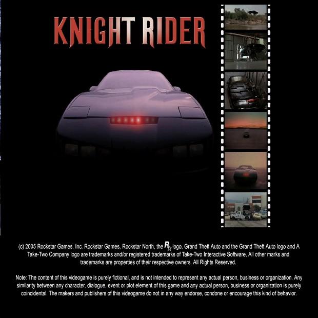 GTA REAL KNIGHT RIDER BETA 2