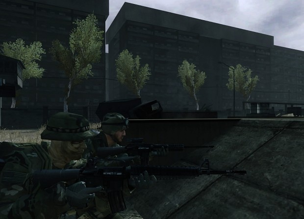 ENB Series Combat Edition
