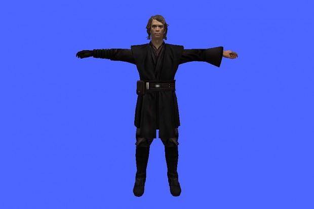 BF3 Anakin with TFU head assets
