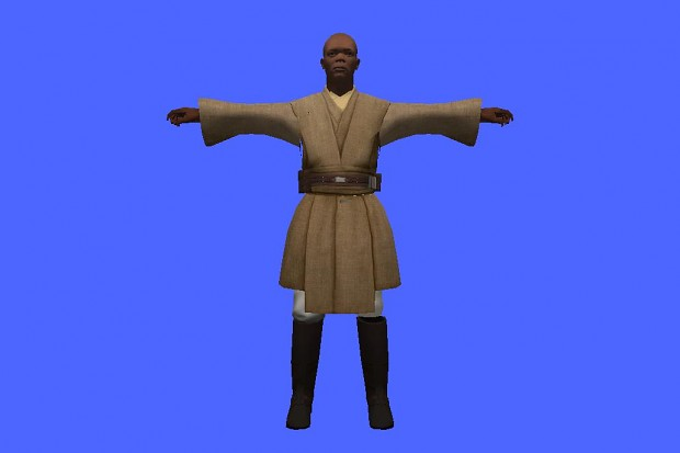 TFU Windu for SWBF2