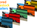 Painted Trailer Pack For Killua v2.1