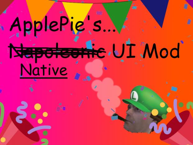 ApplePie's Native UI Mod v1.0