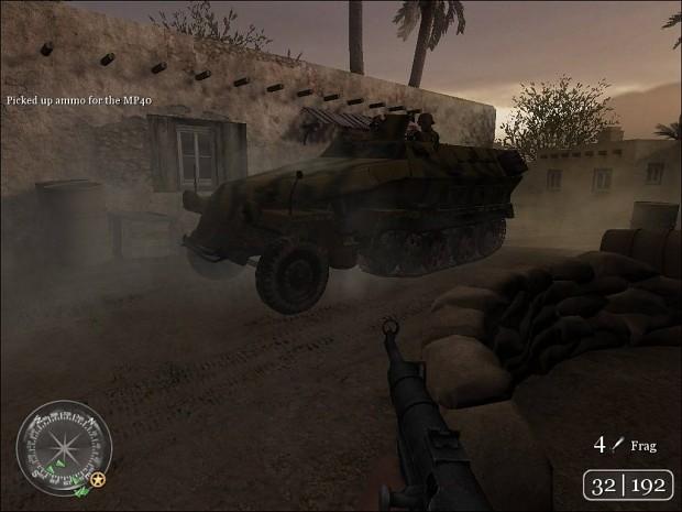 War_Crimes's Desert Camo Halftrack