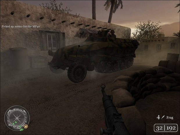War_Crimes's desert camo Halftrack (Skin)