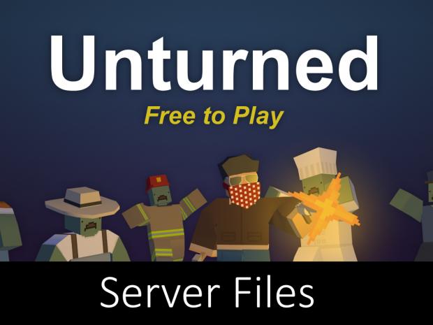Unturned Serverfiles