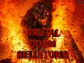 BRUTAL DOOM SAG HELLSTORM V7 ADDON FOR BRUTAL DOOM