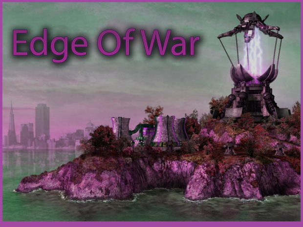 Edge Of War Alpha 0.1