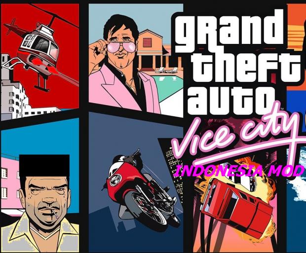 GTA Vice City versi Indonesia core files part 1