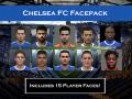 Chelsea FC Facepack PES 2017
