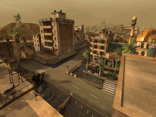 Urban Conflict 1.3 Levels