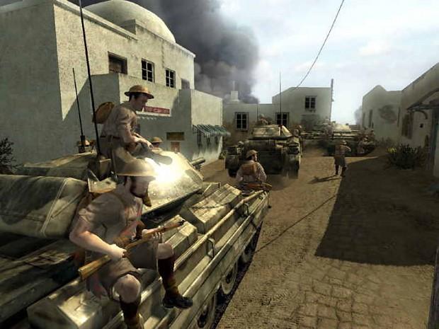Firefight - COD2 Realism Sound Mod v3.1