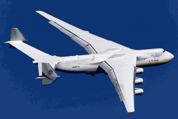 Antonov An-225 Mriya v2