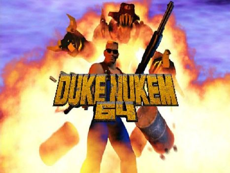 Duke64 Metal Soundtrack