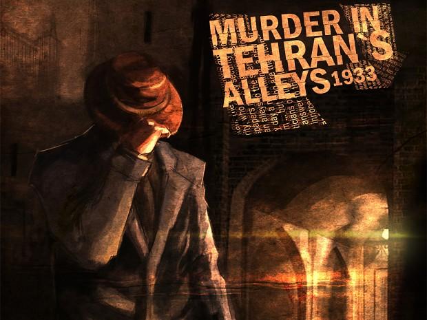 Murder in Tehran's Alleys 1933 Pitch Document
