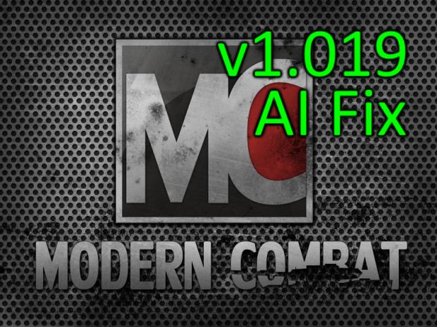 CoH: Modern Combat - v1.019 Hotfix