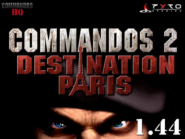 Commandos 2: Destination Paris 1.44