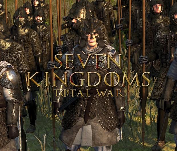 Seven Kingdoms (Attila: Total War) -- Alpha 1.04