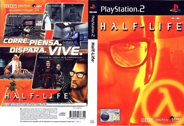 Half&-Life PS2 Standalone 1.1.1 Español