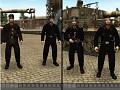 Heer and SS panzer crew