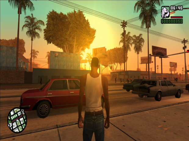 Grand Theft Auto San Andreas   Enhanced Edition