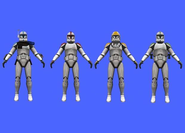 improved phase 1 clone variants