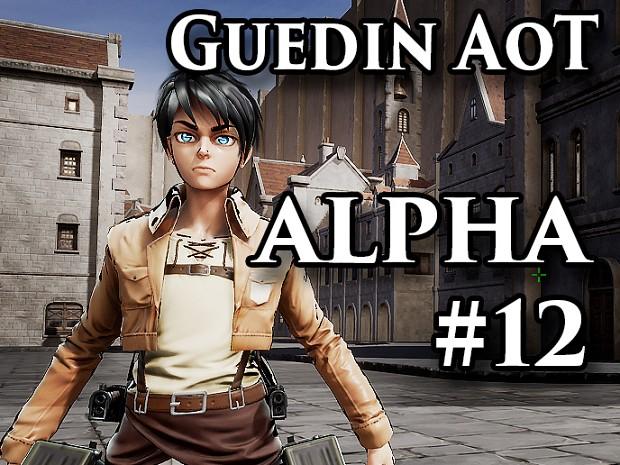 Guedin's AoT Fan Game 0.12.0 - Win32