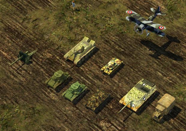 Blitzkrieg 2 - Total Conversion 1.2.8 patch