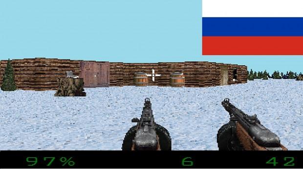 Zombie Attack:Stalingrad Breaktrough (Russian)