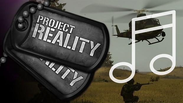 Project Reality Menu Theme