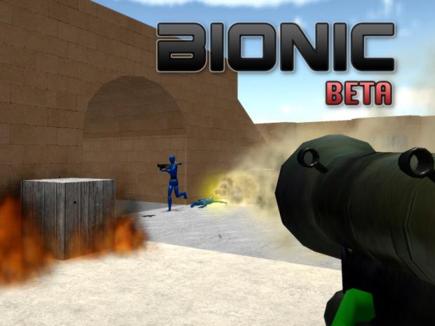 Bionic 0.2.0 Beta - Windows