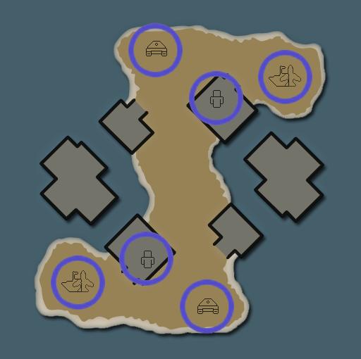Multi Role Maps (MR) v1