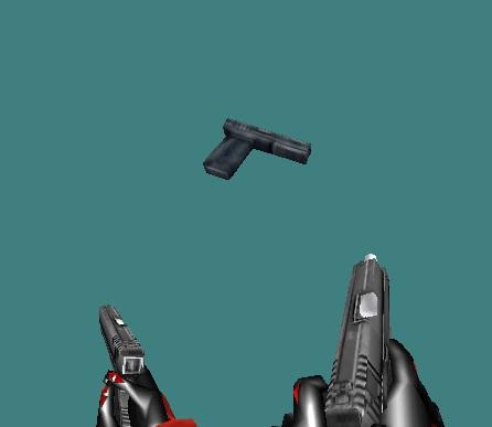 Beta 9mmhandgun