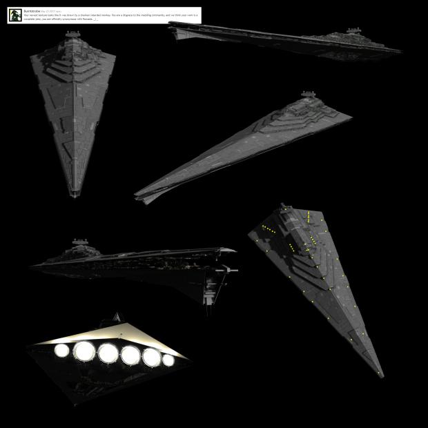 Titan Star Destroyer Free Release