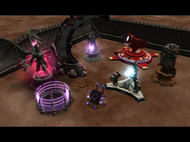 Soulstorm Assets for Dark Crusade Mission Editor