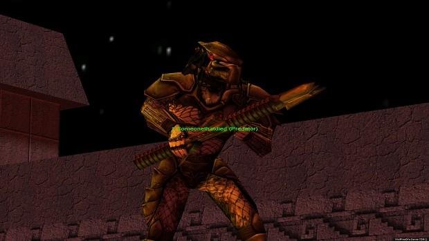 Temple Guard Predator - [Alien vs Predator 2004]