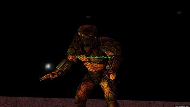 Ancient Warrior Predator - Alien vs Predator 2004