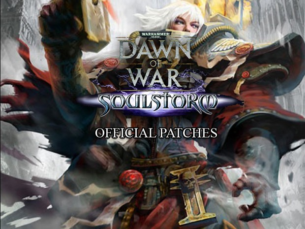 Dawn of War: Soulstorm Korean Patches (Retail)