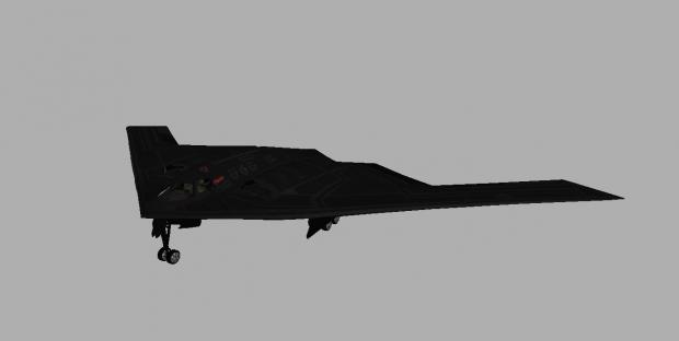 Northrop Grumman B2 Spirit