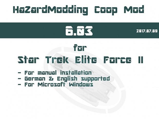 HaZardModding Co-op Mod 6.03