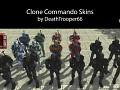 Clone Commando Skin Pack