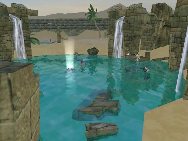 Temple Aqua