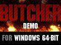 BUTCHER Demo (Windows 64-bit)