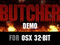 BUTCHER Demo (Mac 32-bit)