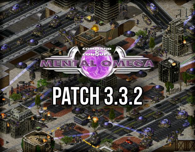 [Old Version] Mental Omega 3.3.2 Patch