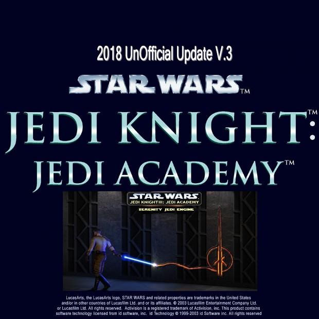 JediAcademy Un Official Update 2017 Basic
