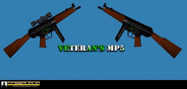 Veteran's MP5