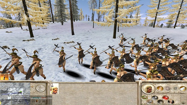 18+ ONLY: Amazons: Total War - Refulgent 8.4D