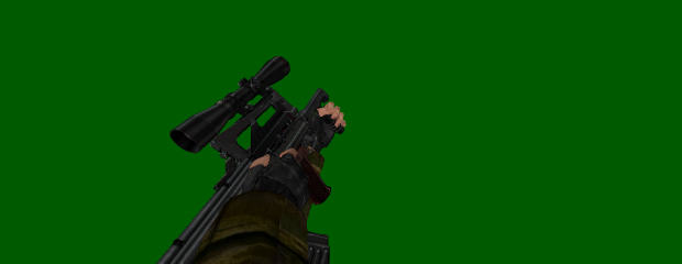 New Groza With CSS hands