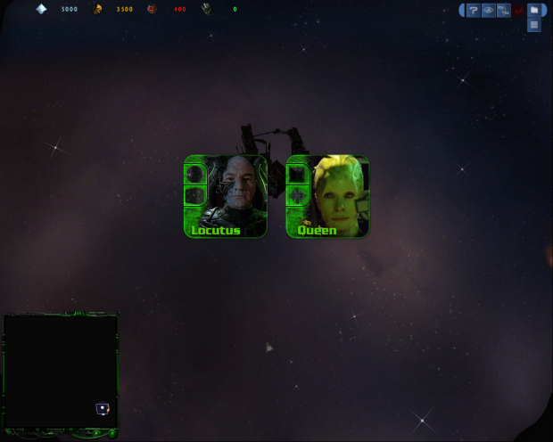 Dominion War Mod - Borg Multiplayer